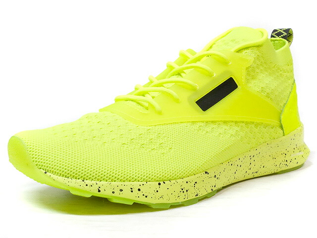 "Reebok ZOKU RUNNER ULTK IS ""LIMITED EDITION""  YEL/BLK (BS6313)"