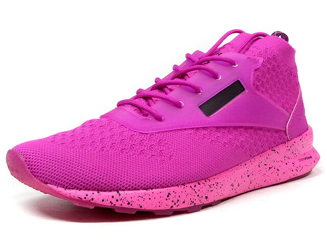 "Reebok (WMNS) ZOKU RUNNER ULTK IS ""LIMITED EDITION""  PPL/BLK (BS8247)"