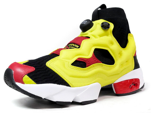 "Reebok INSTAPUMP FURY OG ULTK ""CITRON"" ""LIMITED EDITION""  CITRON (BS6367)"