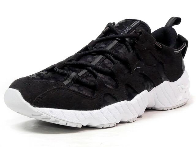 """ASICS Tiger GEL-MAI """"黒豹"""" """"mita sneakers""""  BLK/LEOPARD (HQ711-9090)"""