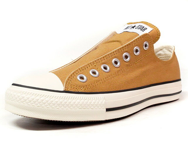CONVERSE ALL STAR SLIP III OX  L.BRN/WHT (32168739)