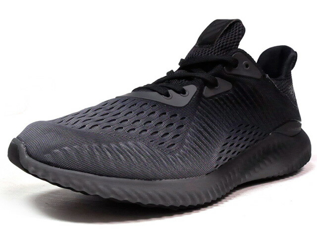 "adidas ALPHA BOUNCE EM ""LIMITED EDITION""  BLK/GRY (BY4263)"