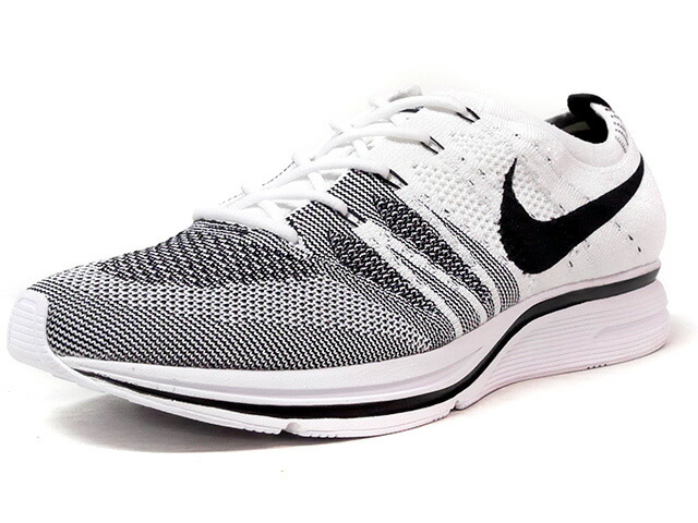 "NIKE FLYKNIT TRAINER ""LIMITED EDITION for NONFUTURE""  WHT/BLK (AH8396-100)"