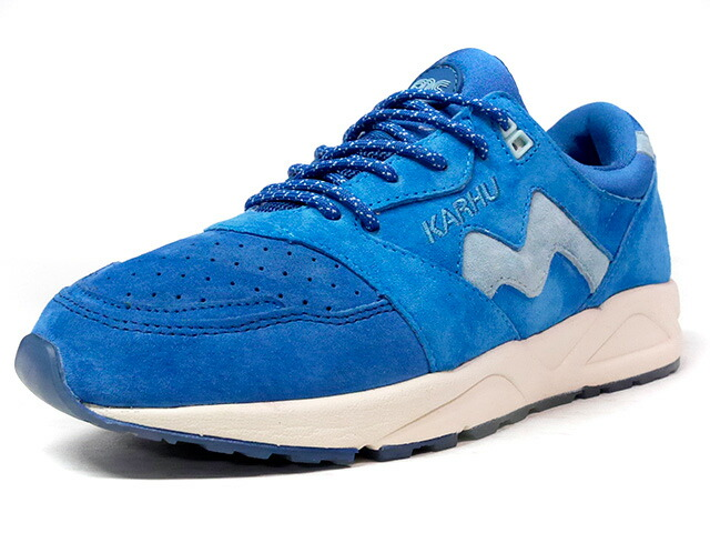 "KARHU ARIA ""THE LAND OF A THOUSAND LAKES"" ""Sneakersnstuff""  BLU/SAX/NAT (KH803022)"