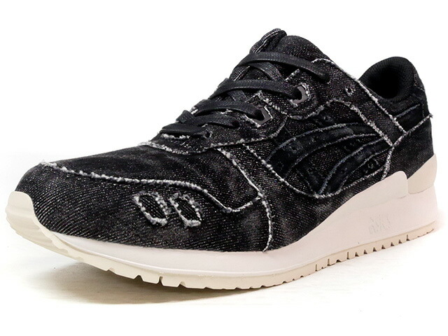 "ASICS Tiger GEL-LYTE III ""JAPANESE DENIM PACK"" ""LIMITED EDITION""  BLK/DENIM/O.WHT (HN7L2-9090)"
