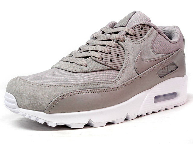 "NIKE AIR MAX 90 PRM ""COBBLESTONE"" ""LIMITED EDITION for ICONS""  S.GRY/WHT (700155-007)"