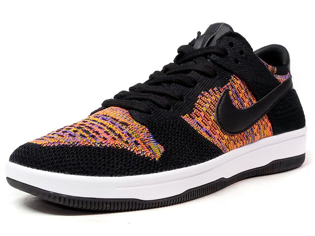 "NIKE DUNK FLYKNIT ""LIMITED EDITION for NSW FLYKNIT""  BLK/MULTI (917746-002)"