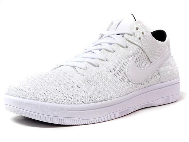 "NIKE DUNK FLYKNIT ""LIMITED EDITION for NSW FLYKNIT""  WHT/WHT (917746-101)"