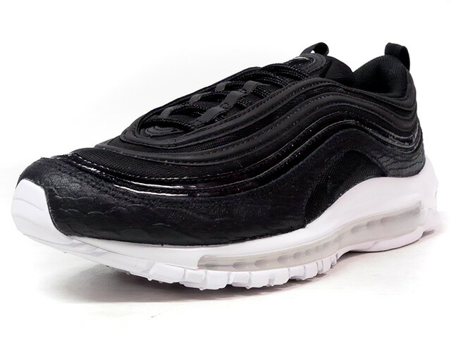 "NIKE (WMNS) AIR MAX 97 PRM ""LIMITED EDITION for ICONS""  BLK/WHT (917646-001)"