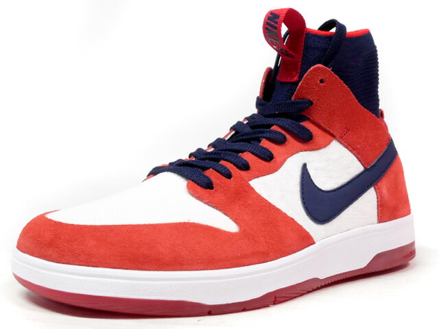 "NIKE ZOOM DUNK HIGH ELITE ""KEVIN TERPENING"" ""LIMITED EDITION for NIKE SB""  RED/NVY/WHT (917567-641)"