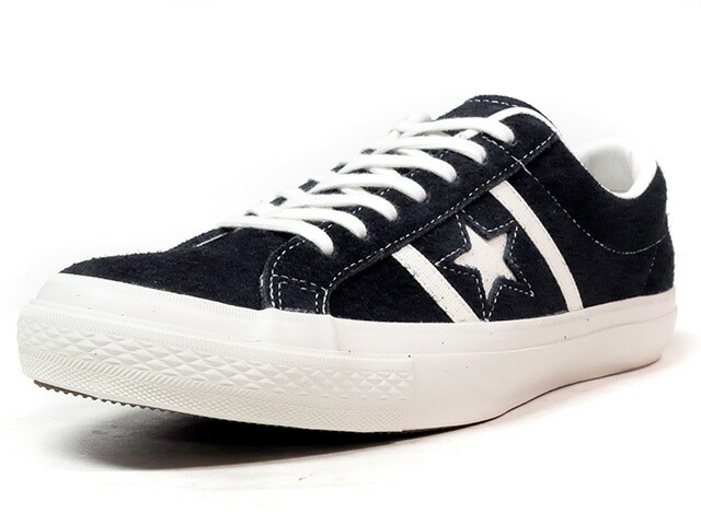 "CONVERSE STAR & BARS SUEDE ""LIMITED EDITION""  BLK/WHT (32350401)"