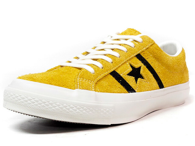 "CONVERSE STAR & BARS SUEDE ""LIMITED EDITION""  GLD/BLK/WHT (32350409)"