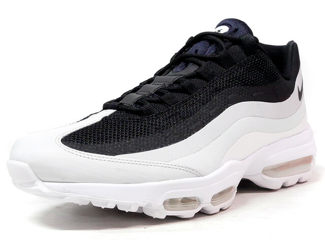 "NIKE AIR MAX 95 ULTRA ESSENTIAL ""LIMITED EDITION for ICONS""  WHT/BLK (857910-009)"