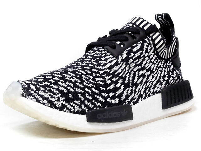 "adidas NMD R1 PK ""ZEBRA PACK"" ""LIMITED EDITION""  BLK/WHT (BY3013)"