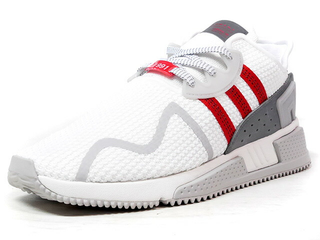 "adidas EQT CUSHION ADV ""ASIA"" ""LIMITED EDITION""  WHT/RED/GRY/L.GRY/BLK (CP9460)"