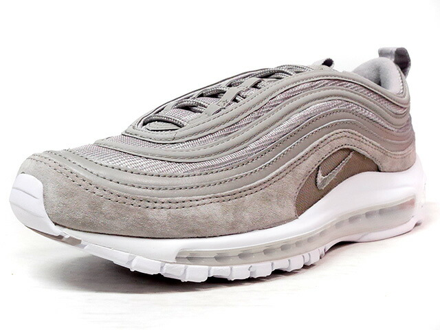 "NIKE AIR MAX 97 ""COBBLESTONE"" ""LIMITED EDITION for ICONS""  S.GRY/WHT (921826-002)"