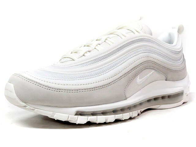 "NIKE AIR MAX 97 PRM ""LIMITED EDITION for NONFUTURE""  WHT/O.WHT (312834-006)"
