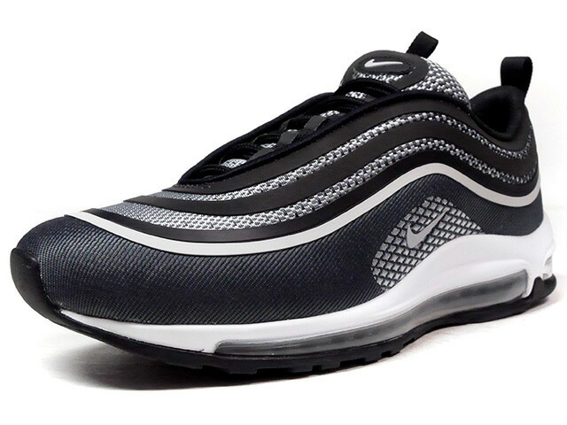 "NIKE (WMNS) AIR MAX 97 ULTRA '17 ""LIMITED EDITION for ICONS""  BLK/SLV/WHT (917704-003)"