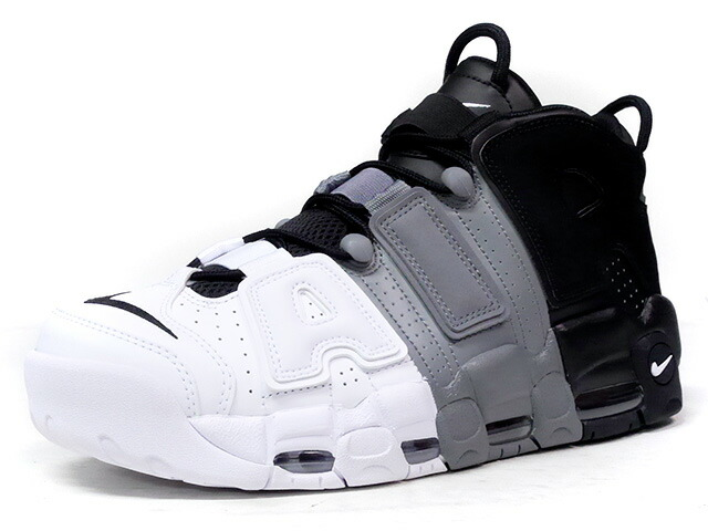 "NIKE AIR MORE UPTEMPO '96 ""LIMITED EDITION for NONFUTURE""  GRY/WHT/BLK (921948-002)"