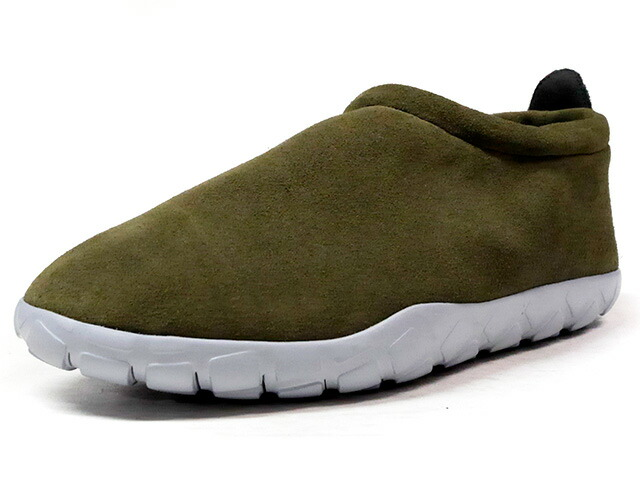 "NIKE AIR MOC ULTRA ""LIMITED EDITION for NONFUTURE""  OLV/GRY (862440-201)"