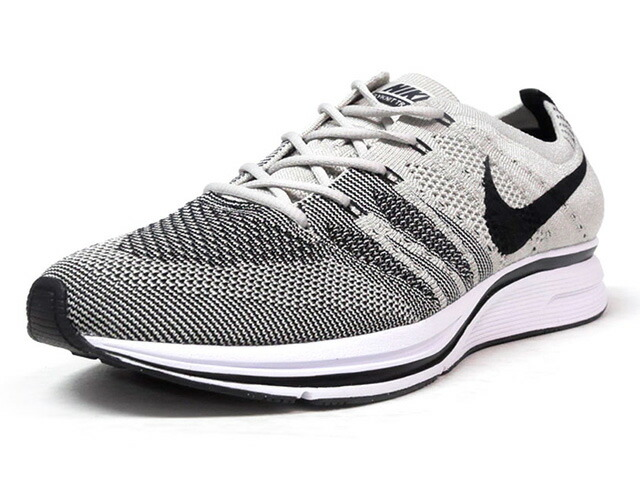"NIKE FLYKNIT TRAINER ""LIMITED EDITION for NONFUTURE""  GRY/BLK/WHT (AH8396-001)"