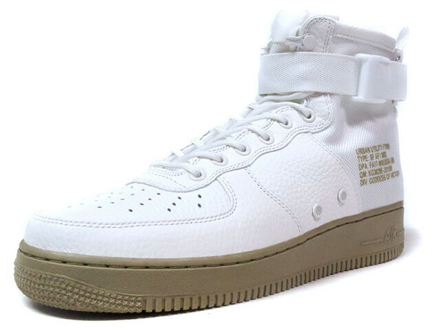 "NIKE SF AF 1 MID ""LIMITED EDITION for NONFUTURE""  WHT/BGE (917753-101)"