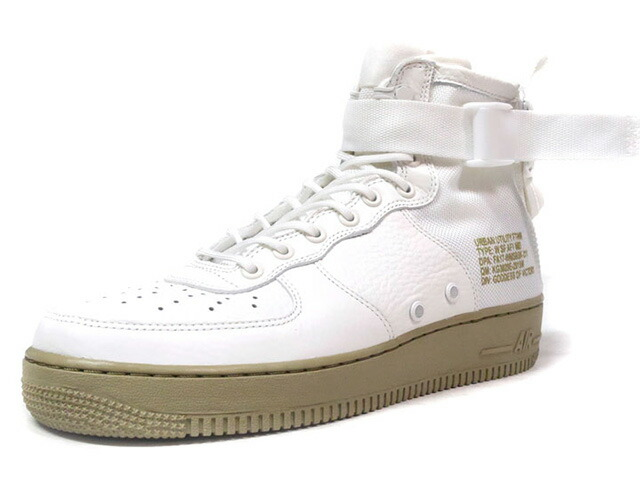 "NIKE (WMNS) SF AF 1 MID ""LIMITED EDITION for NONFUTURE""  WHT/BGE (AA3966-100)"
