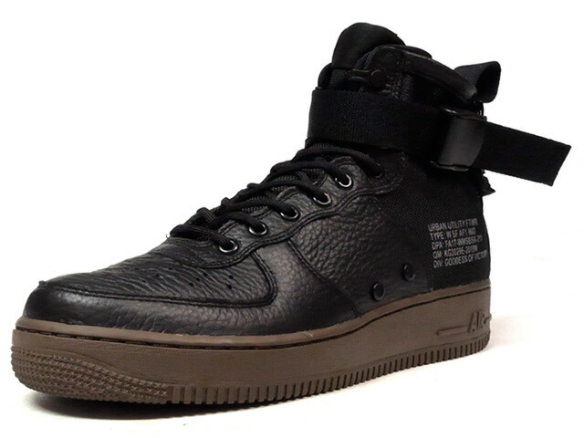 "NIKE (WMNS) SF AF 1 MID ""LIMITED EDITION for NONFUTURE""  BLK/BGE (AA3966-003)"