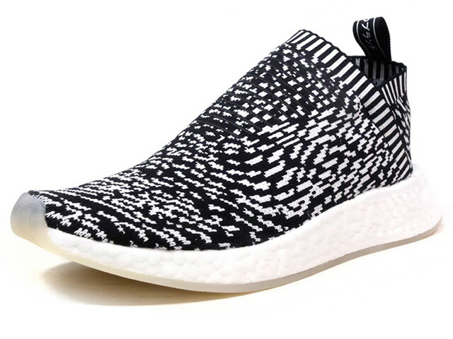 "adidas NMD CS2 PK ""ZEBRA PACK"" ""LIMITED EDITION""  BLK/WHT (BY3012)"