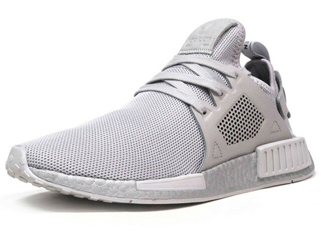 "adidas NMD XR1 ""TRIPLE GREY"" ""LIMITED EDITION""  GRY/GRY (BY9923)"