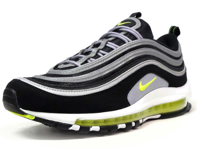 "NIKE AIR MAX 97 ""NEON"" ""LIMITED EDITION for ICONS""  BLK/SLV/YEL (921826-004)"