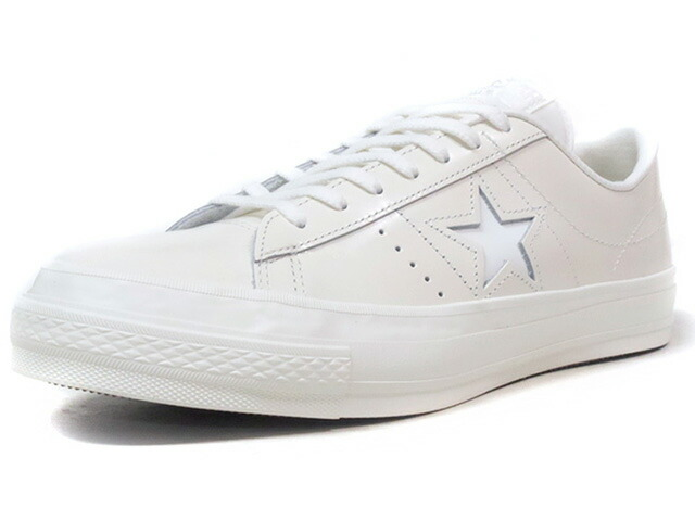 "CONVERSE ONE STAR J ""made in JAPAN"" ""LIMITED EDITION""  WHT/WHT (32346870)"