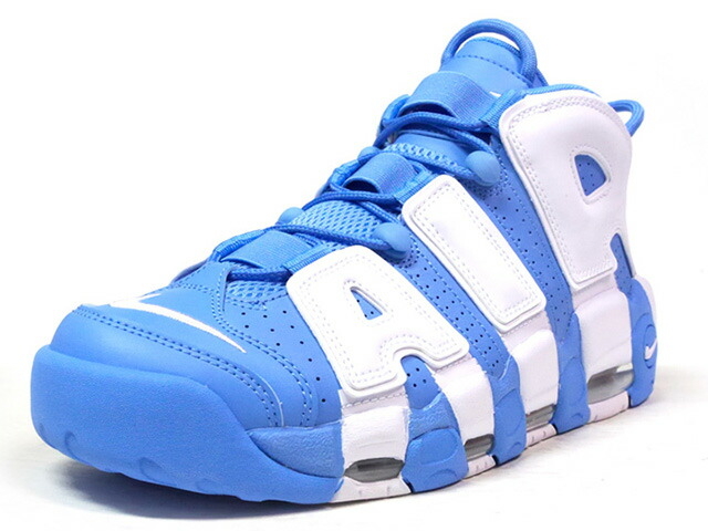 "NIKE AIR MORE UPTEMPO '96 ""UNIVERSITY BLUE"" ""LIMITED EDITION for NONFUTURE""  SAX/WHT (921948-401)"