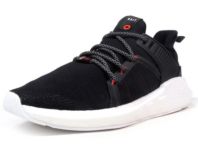 "adidas EQT SUPPORT FUTURE BAIT ""R&D PACK"" ""BAIT"" ""LIMITED EDITION for CONSORTIUM""  BLK/RED/WHT (CM7875)"