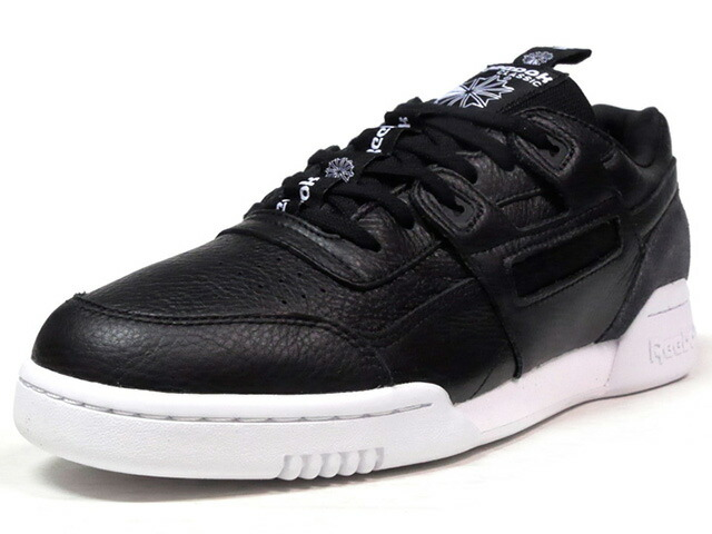 "Reebok WORKOUT PLUS IT ""LIMITED EDITION""  BLK/GRY/WHT (BS6213)"