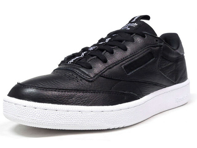 "Reebok CLUB C 85 IT ""LIMITED EDITION""  BLK/GRY/WHT (BS6211)"