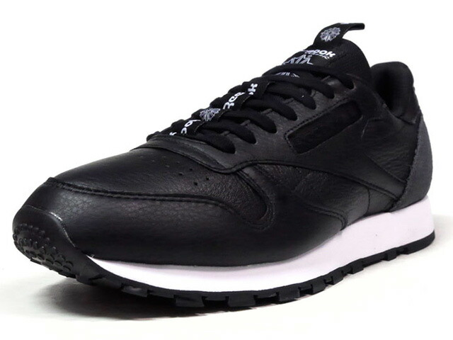 "Reebok CL LEATHER IT ""LIMITED EDITION""  BLK/GRY/WHT (BS6210)"