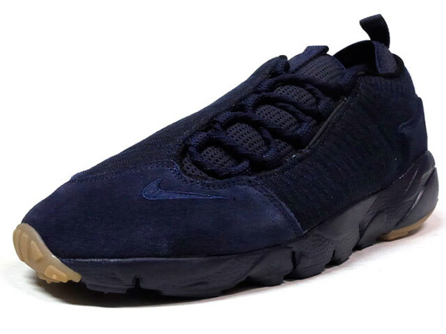 "NIKE AIR FOOTSCAPE NM PRM JCRD ""INDIGO"" ""LIMITED EDITION for NSW BEST""  NVY/NVY (918357-400)"