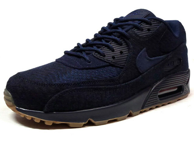 "NIKE AIR MAX 90 PREMIUM JCRD ""INDIGO"" ""LIMITED EDITION for NSW BEST""  NVY/NVY (918358-400)"