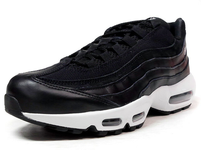 "NIKE AIR MAX 95 PRM ""BLACK SKULL"" ""LIMITED EDITION for NSW BEST""  BLK/SLV/WHT (538416-008)"