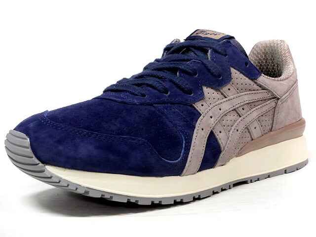 "Onitsuka Tiger TIGER ALLY ""LIMITED EDITION""  NVY/BGE (TH701L-5858)"