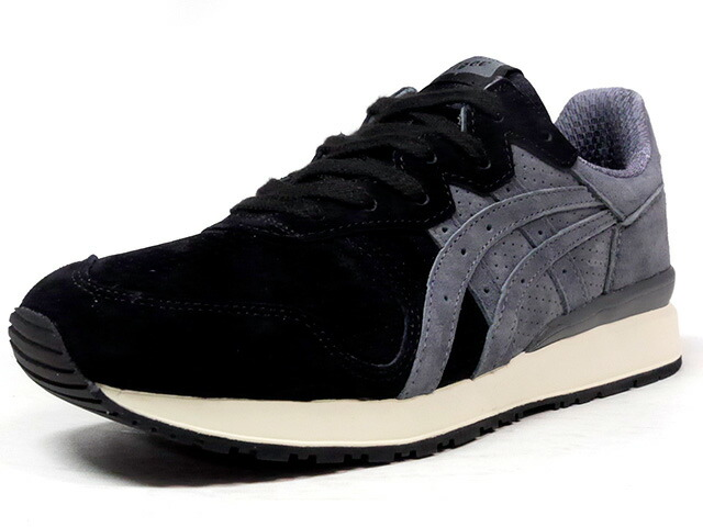 "Onitsuka Tiger TIGER ALLY ""LIMITED EDITION""  BLK/GRY (TH701L-9797)"