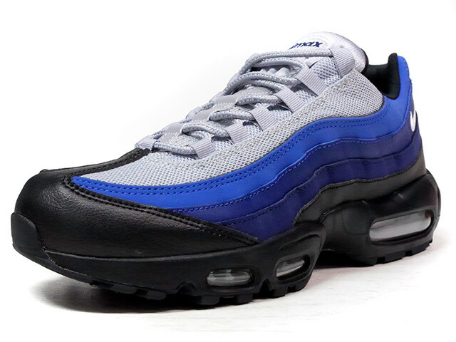 "NIKE AIR MAX 95 ESSENTIAL ""LIMITED EDITION for ICONS""  BLK/GRY/NVY (749766-023)"