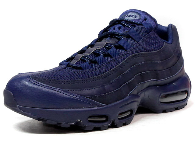 "NIKE AIR MAX 95 ESSENTIAL ""LIMITED EDITION for ICONS""  NVY/NVY (749766-407)"