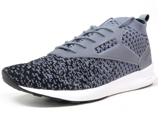 "Reebok ZOKU RUNNER ULTK FADE ""LIMITED EDITION""  GRY/BLK (BS6302)"