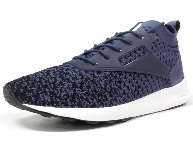 "Reebok ZOKU RUNNER ULTK FADE ""LIMITED EDITION""  NVY/BLK (BS6303)"