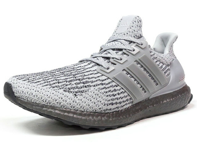 "adidas ULTRA BOOST COLORED ""TRIPLE GREY"" ""LIMITED EDITION""  GRY/D.GRY (CG3041)"