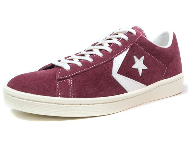 "CONVERSE PRO-LEATHER SU OX ""CHEVRON & STAR HTG"" ""LIMITED EDITION""  BGD/WHT/NAT (32659902)"