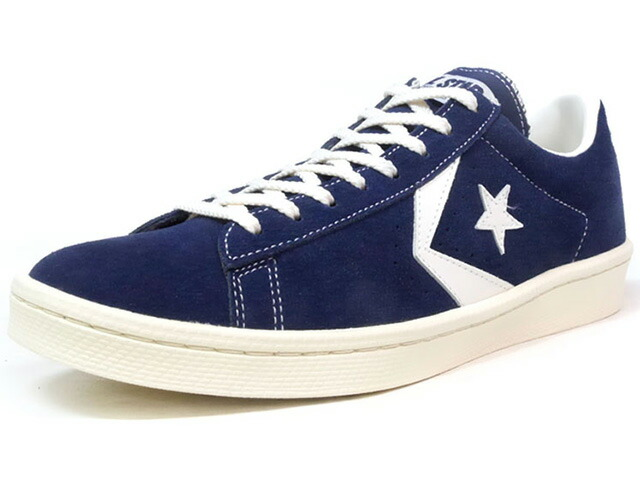 "CONVERSE PRO-LEATHER SU OX ""CHEVRON & STAR HTG"" ""LIMITED EDITION""  NVY/WHT/NAT (32659905)"