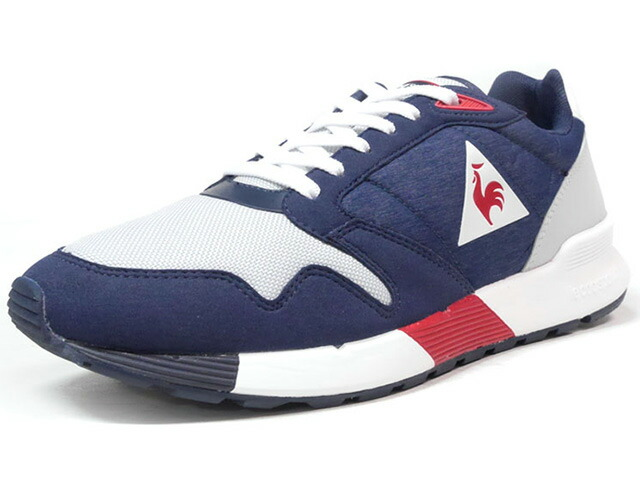 le coq sportif OMEGA X TECHLITE  NVY/GRY/WHT/RED (1722010)